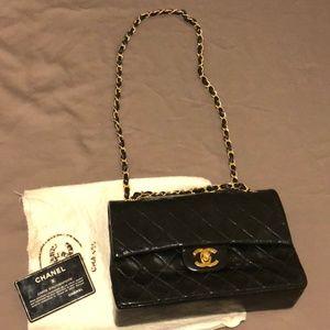 Vintage Chanel Double Flap